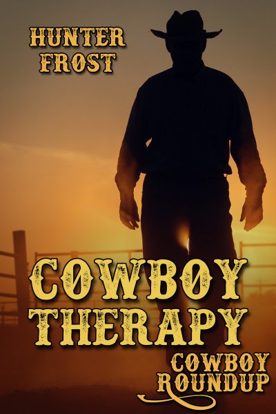 Book Cover: Cowboy Therapy