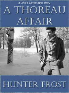 Book Cover: A Thoreau Affair