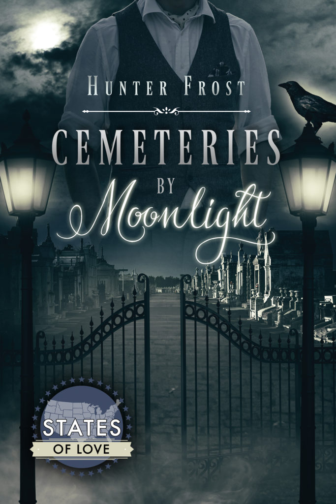 Book Cover: Cemeteries by Moonlight