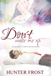 Book Cover: Don't Wake Me Up