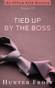 Book Cover: Tied Up by the Boss