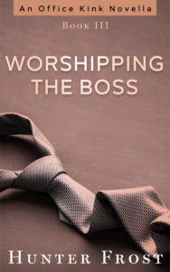 Book Cover: Worshipping the Boss